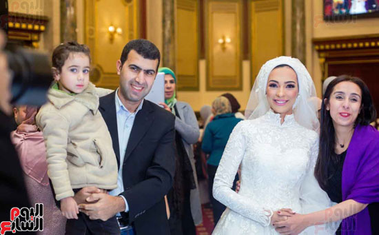 حفل زفاف الزميل لؤى على (32)