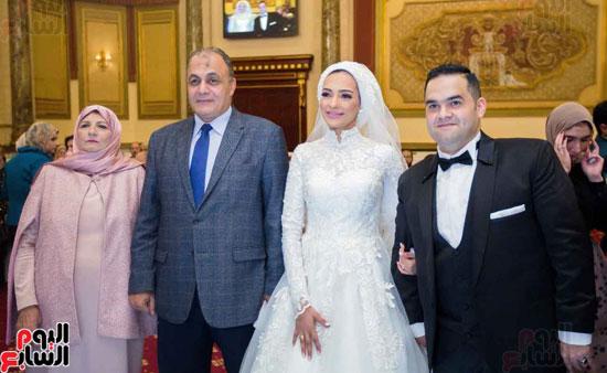 حفل زفاف الزميل لؤى على (34)