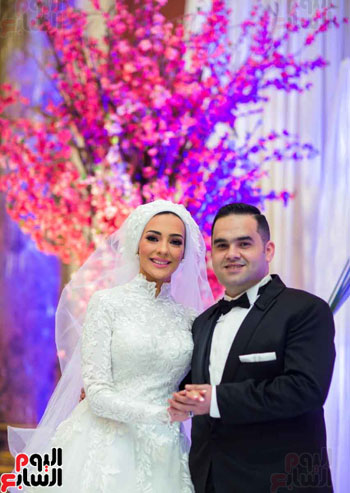حفل زفاف الزميل لؤى على (52)