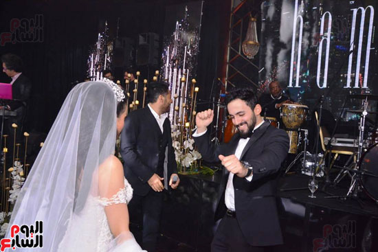 حفل زفاف على العتر وهدير محمد قاسم (17)