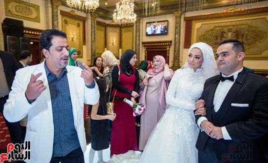 حفل زفاف الزميل لؤى على (30)