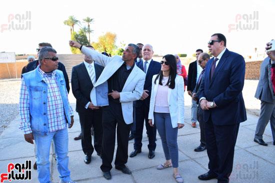 وزيرة-السياحة-في-الاقصر-(14)