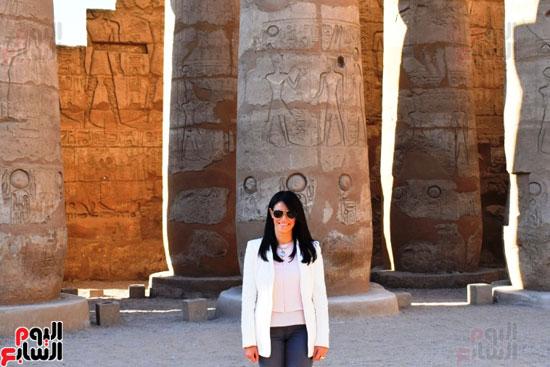 وزيرة-السياحة-في-الاقصر-(20)