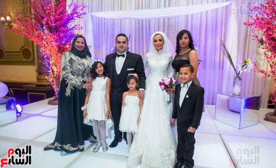 حفل زفاف الزميل لؤى على (43)