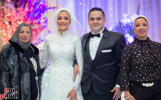 حفل زفاف الزميل لؤى على (55)