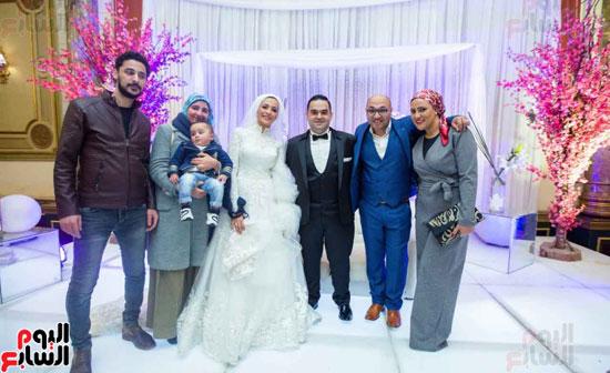 حفل زفاف الزميل لؤى على (39)