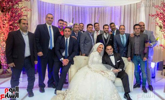 حفل زفاف الزميل لؤى على (44)