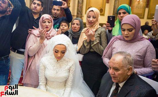 حفل زفاف الزميل لؤى على (26)