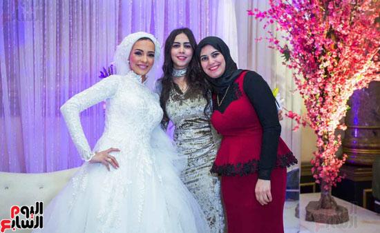 حفل زفاف الزميل لؤى على (41)