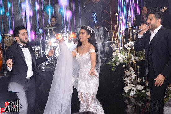 حفل زفاف على العتر وهدير محمد قاسم (9)