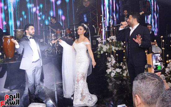 حفل زفاف على العتر وهدير محمد قاسم (21)