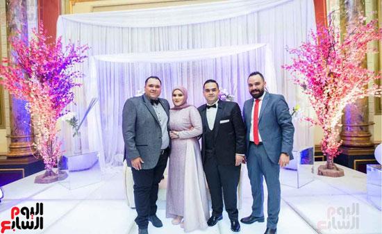 حفل زفاف الزميل لؤى على (40)