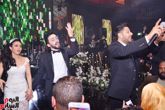 حفل زفاف على العتر وهدير محمد قاسم (3)