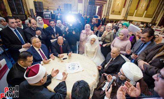 حفل زفاف الزميل لؤى على (24)