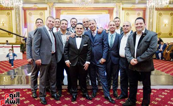 حفل زفاف الزميل لؤى على (19)