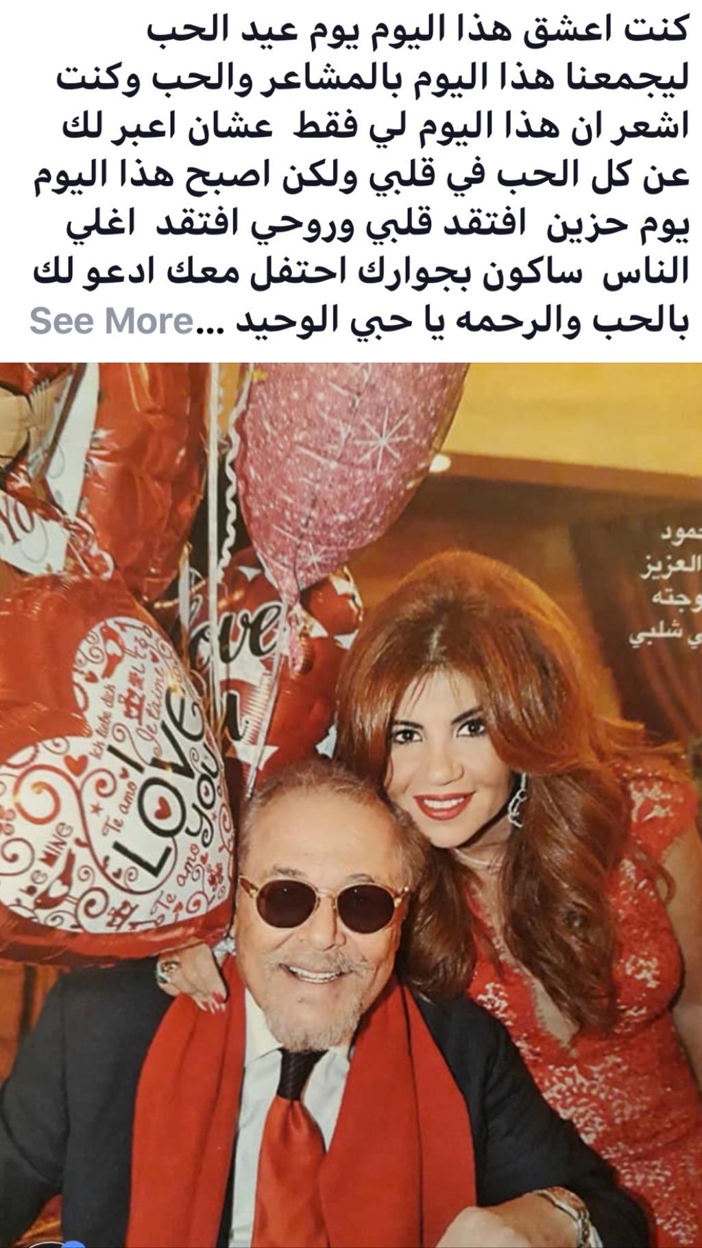 بوسى شلبى ومحمود عبد العزيز