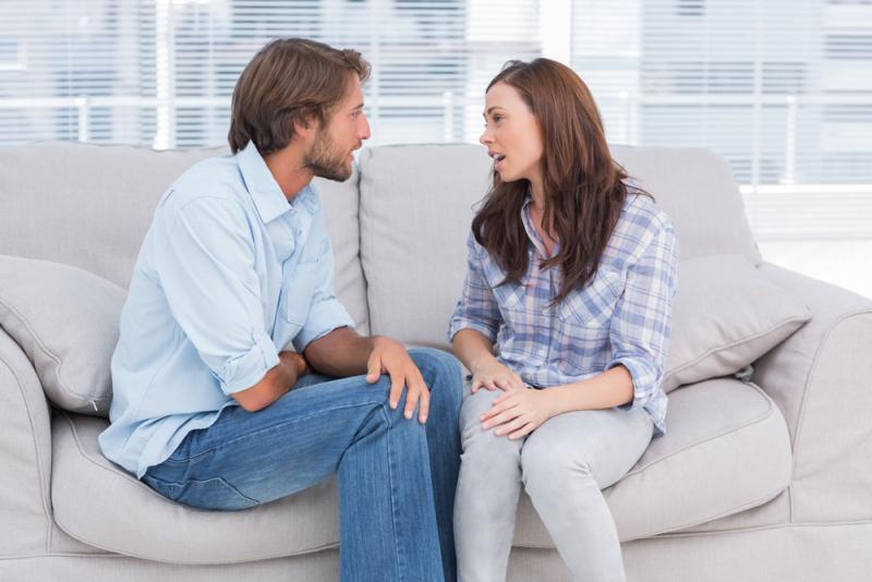 التعامل مع الزوج
