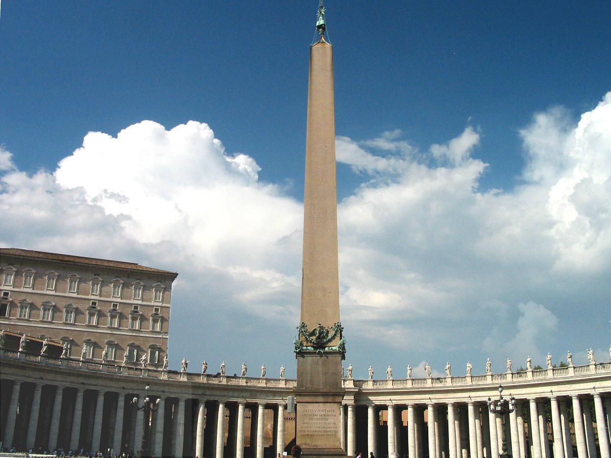 مسلة الفاتيكان
