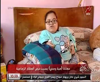 عمرو اديب يستضيف هبة وجدي