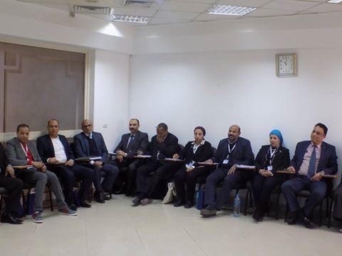 من الدورات التدريبية المنعقدة بالأكاديمية الوطنية لمكافحة الفساد (3)