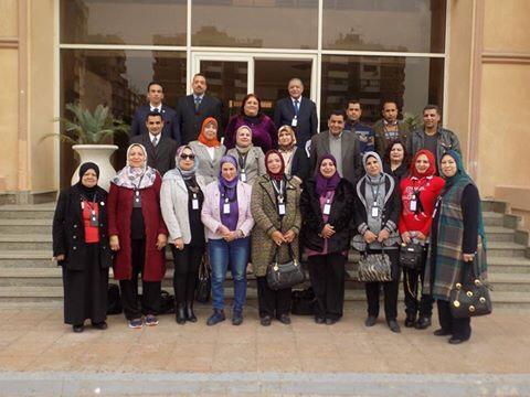 من الدورات التدريبية المنعقدة بالأكاديمية الوطنية لمكافحة الفساد (2)