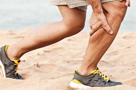 اسباب اهتزاز الساق