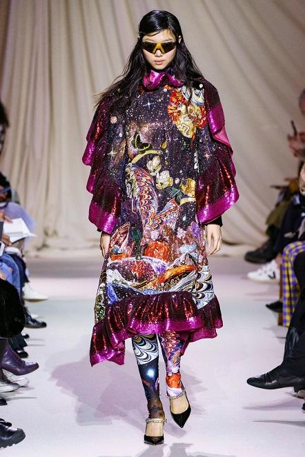 تصميم دار أزياء  Mary Katrantzou  (13)