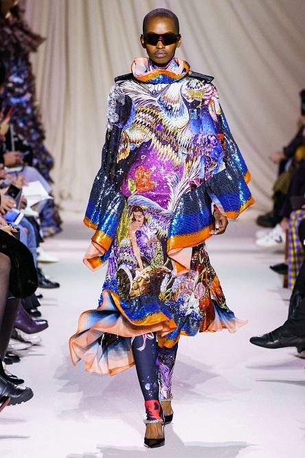 تصميم دار أزياء  Mary Katrantzou  (15)