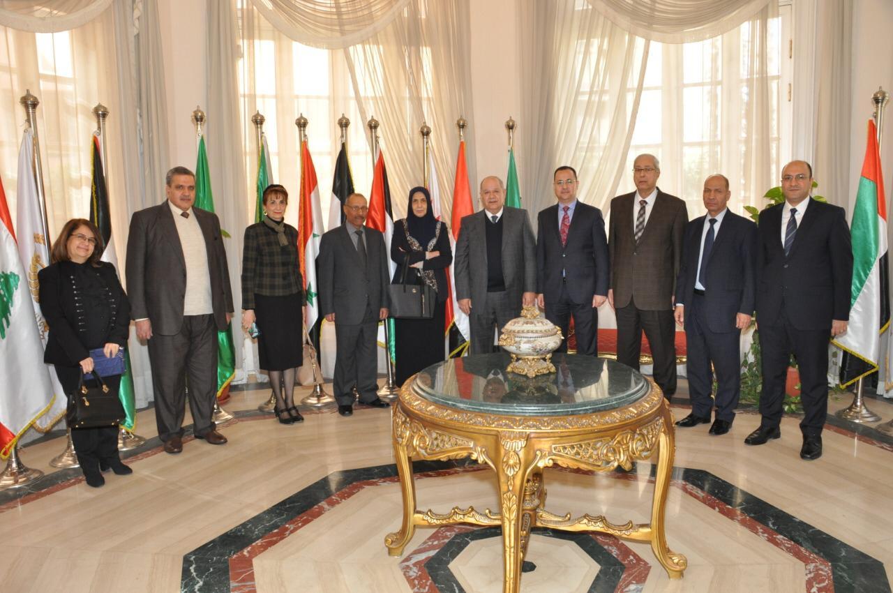 رئيس مجلس الدولة يستقبل رئيس مجلس الدولة بالعراق (3)