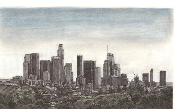 مدينة لوس انجلوس