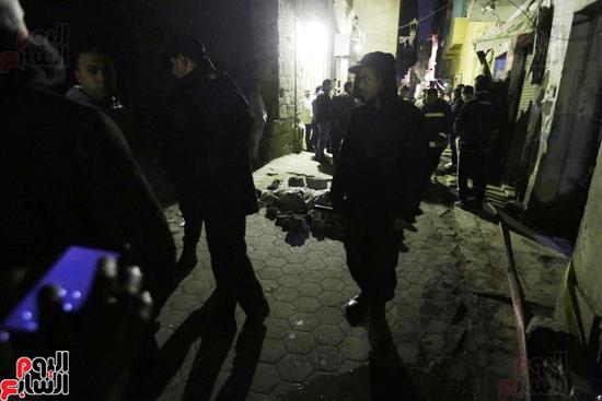 التفجير الارهابى بالدرب الاحمر (1)