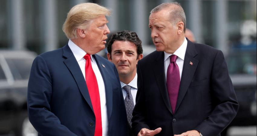 ترامب لم يقبل الابتزاز التركى بسب قاعدة انجرليك