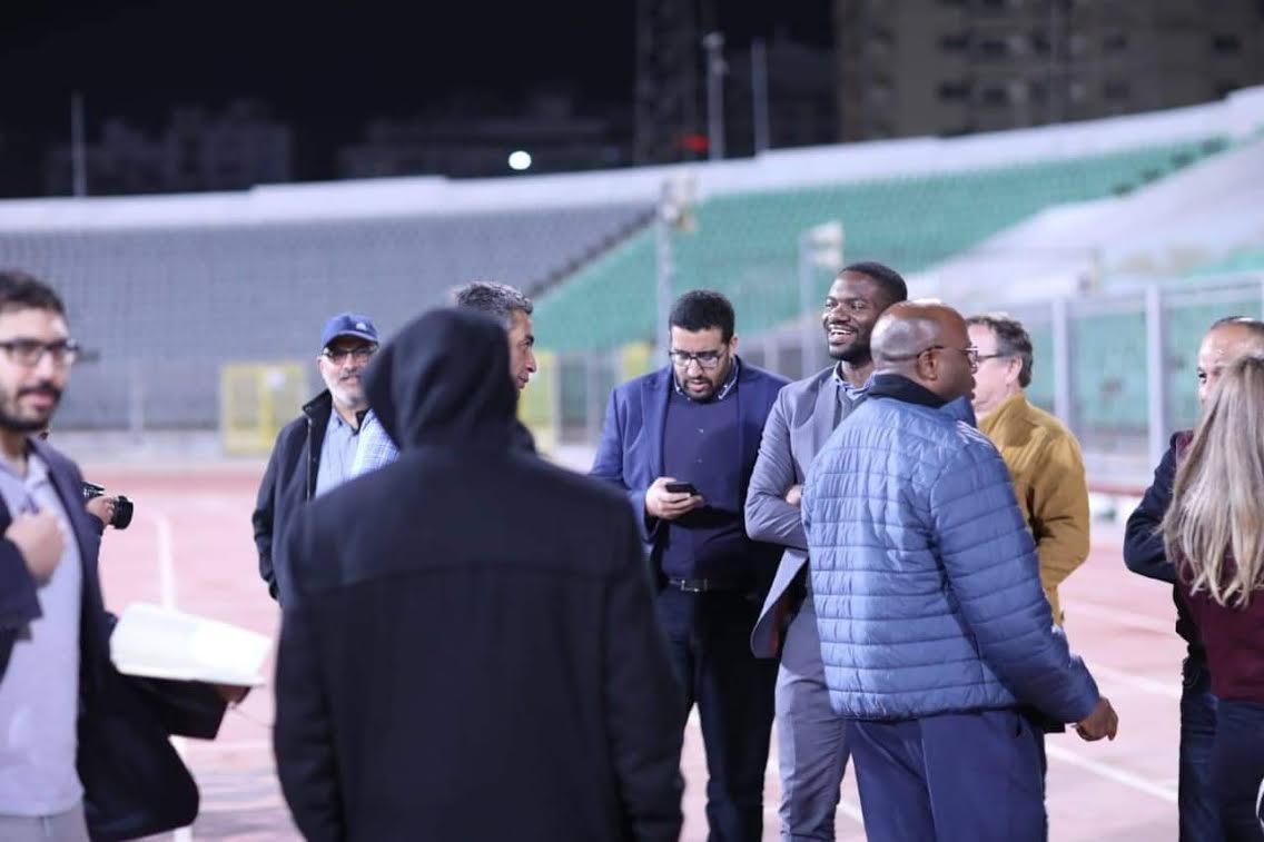 بورسعيد مستعدة لكأس الأمم الأفريقية (3)