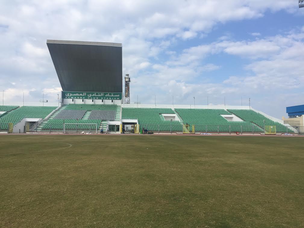بورسعيد مستعدة لكأس الأمم الأفريقية (8)