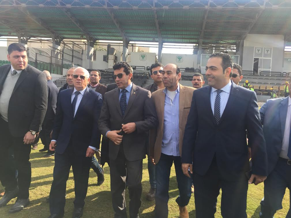 بورسعيد مستعدة لكأس الأمم الأفريقية (4)