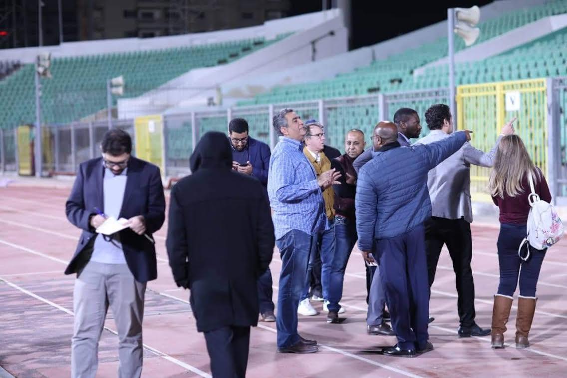 بورسعيد مستعدة لكأس الأمم الأفريقية (2)