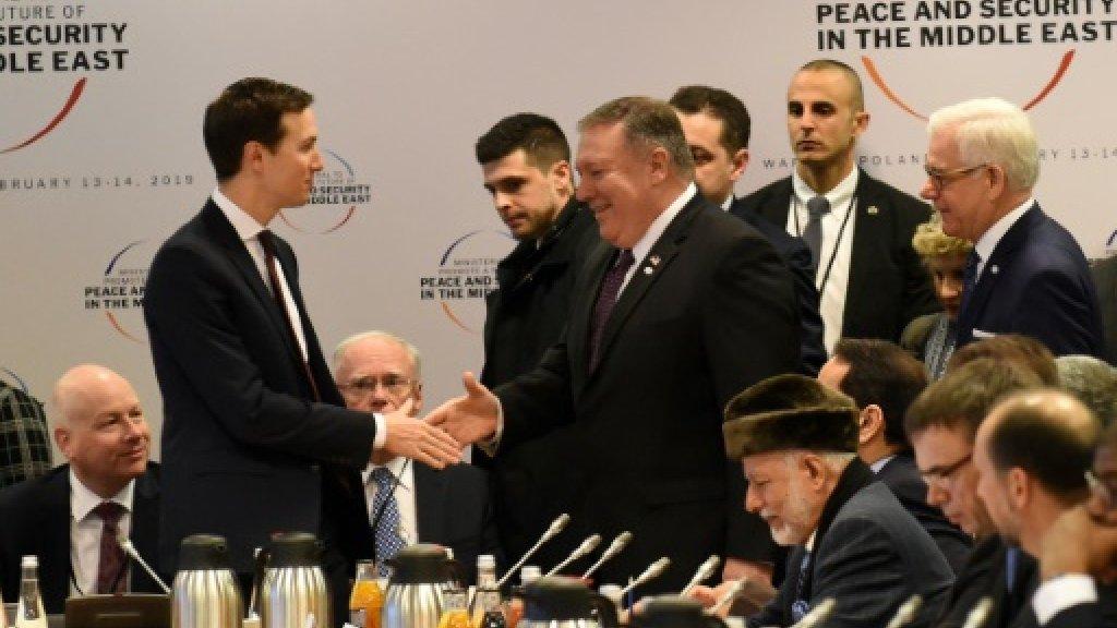 مؤتمر وارسو