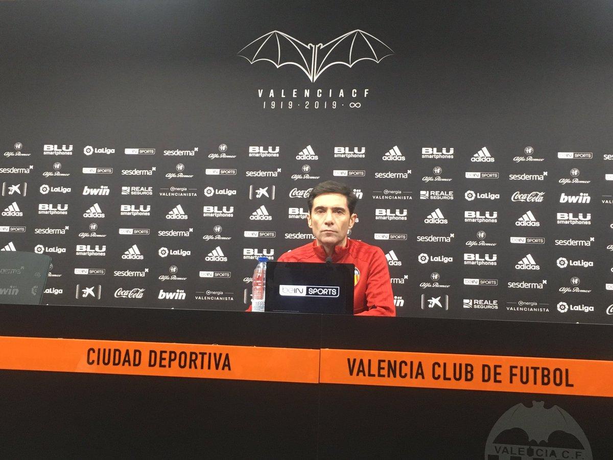 مارسيلينو مدرب فالنسيا