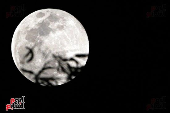 القمر  والارض (4)