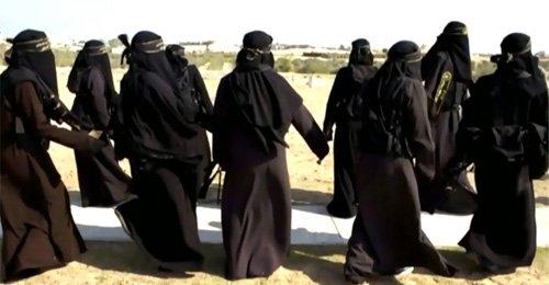 ISIS-women