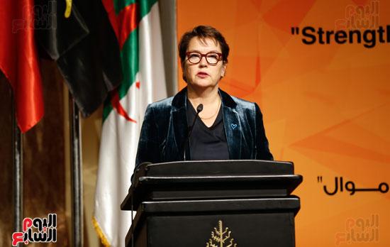 مؤتمر تعزيز التعاون الدولى فى مواجهة الإرهاب (27)