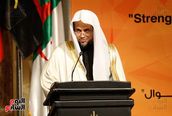 مؤتمر تعزيز التعاون الدولى فى مواجهة الإرهاب (32)