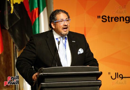 مؤتمر تعزيز التعاون الدولى فى مواجهة الإرهاب (29)