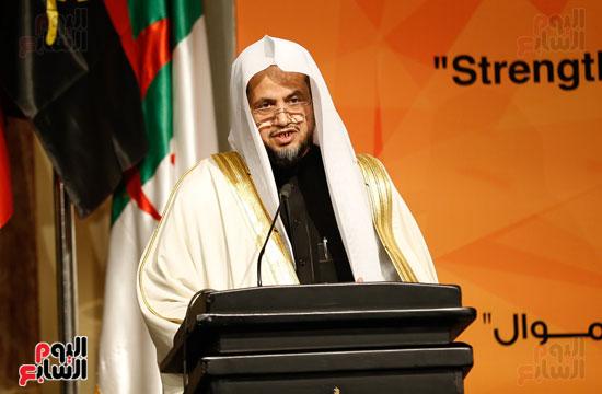 مؤتمر تعزيز التعاون الدولى فى مواجهة الإرهاب (33)