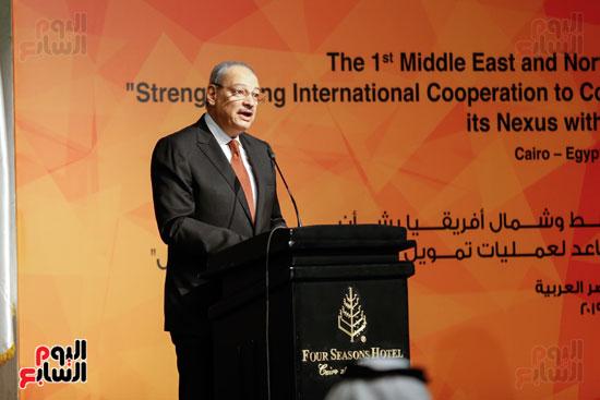 مؤتمر تعزيز التعاون الدولى فى مواجهة الإرهاب (23)