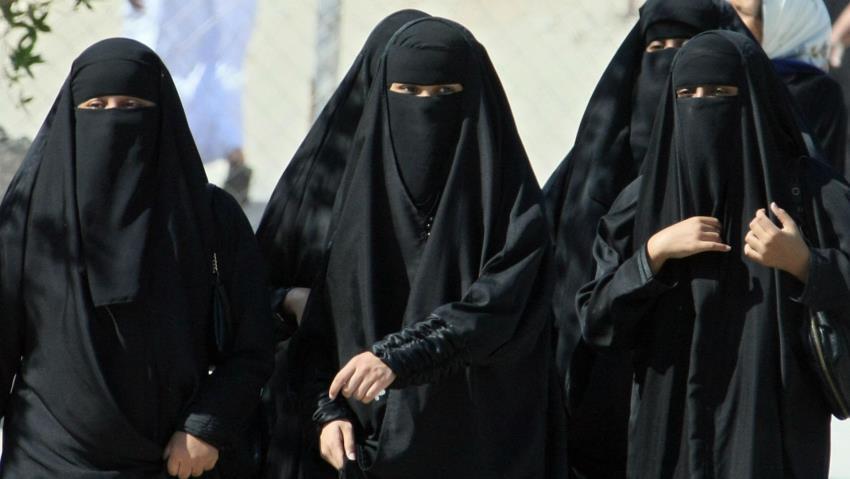 نساء داعش1