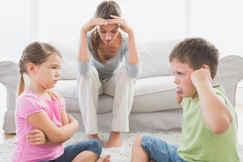 تربية  الاطفال