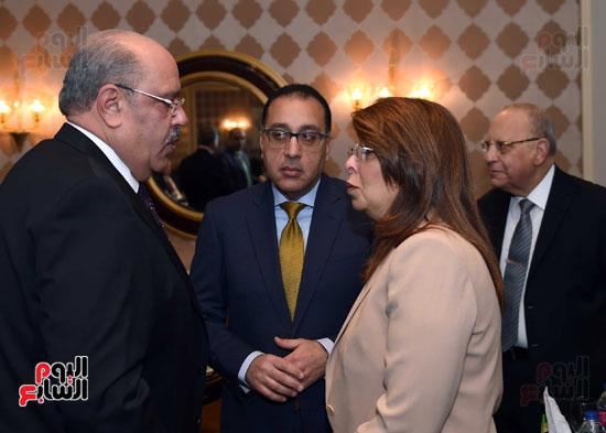 مؤتمر تعزيز التعاون الدولى فى مواجهة الإرهاب (1)