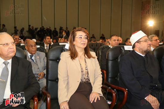 مؤتمر تعزيز التعاون الدولى فى مواجهة الإرهاب (12)