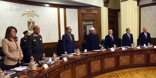 اجتماع الحكومه الاسبوعى (2)
